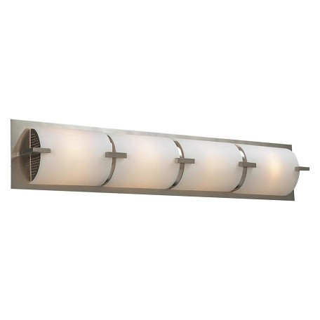 PLC Lighting 4 Light Vanity Ibex Collection