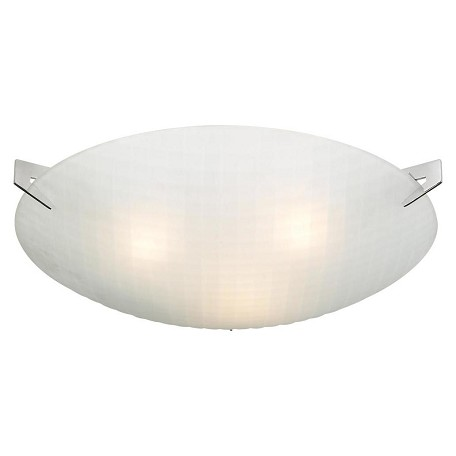 PLC Lighting 3 Light Ceiling Light Contempo Collection