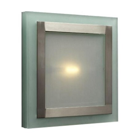 PLC Lighting 1 Light Wall Light Slim Collection