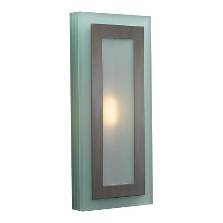 PLC Lighting 1 Light Sconce Slim Collection
