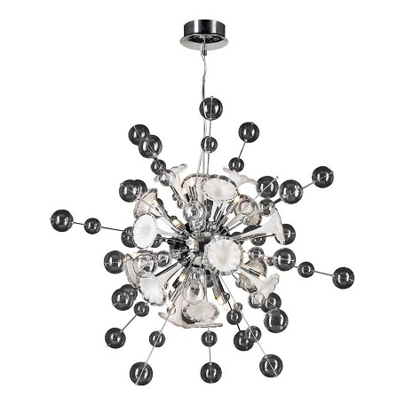 PLC Lighting 16 Light Chandelier Circus Collection