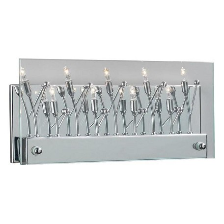 PLC Lighting 9 Light Sconce Lief Collection