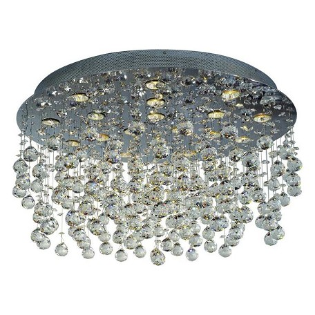 PLC Lighting 18 Light Ceiling Light Beverly Collection