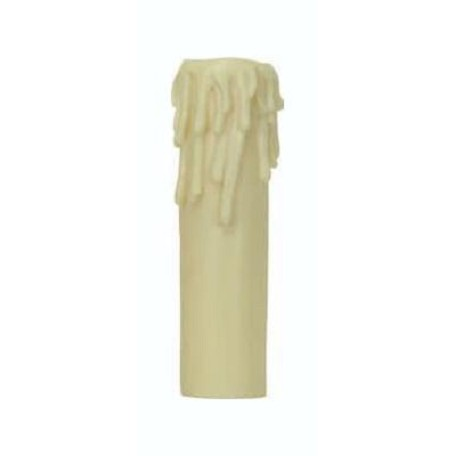 Satco Products Inc. 6In. Ivory Med. Str. Resin Drip