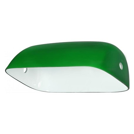 Satco Products Inc. Green Cased Pharmacy Shade