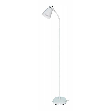 Satco Products Inc. White Floor Lamp