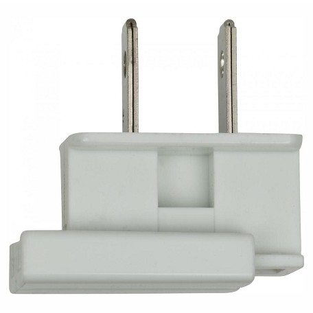 Satco Products Inc. White Slide On Plug For Spt-1