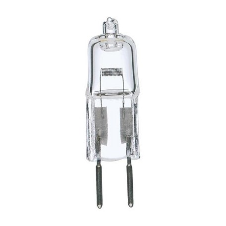 Satco Products Inc. 20 Watt Halogen; T3; 2000 Average Rated Hours; 300 Lumens; Bi Pin Base