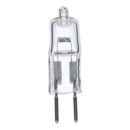 Satco Products Inc. 20 Watt Halogen; T3; 2000 Average Rated Hours; 260 Lumens; Bi Pin Base