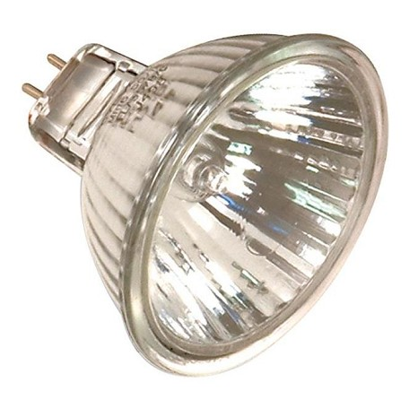 Satco Products Inc. 50 Watt Halogen; Mr16; Exn; 4000 Average Rated Hours; Miniature 2 Pin