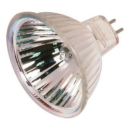 Satco Products Inc. 20 Watt Halogen; Mr16; Bab; 4000 Average Rated Hours; Miniature 2 Pin