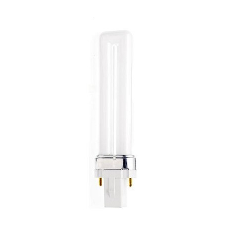 Satco Products Inc. 7 Watt; Pin-Based; Compact Fluorescent; 5000K; 82 Cri; G23 Base