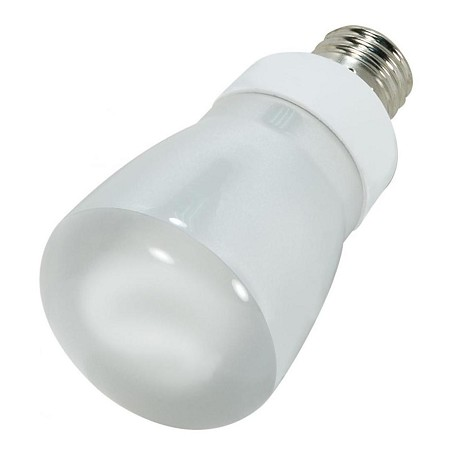Satco Products Inc. 5 Watt; R20; Compact Fluorescent; 2700K; 82 Cri; Medium Base