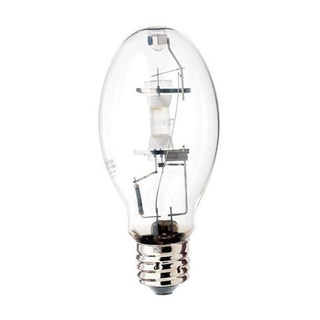 Satco Products Inc. 250 Watt; Metal Halide; Mogul Base; Ed28; Clear; 4000K