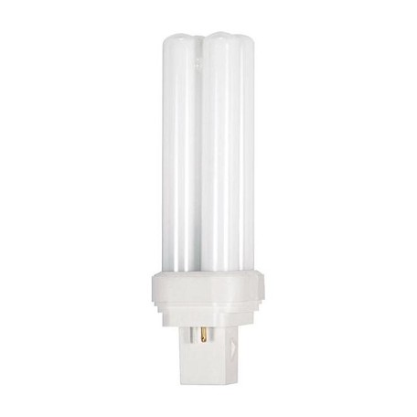 Satco Products Inc. 28 Watt; Pin-Based; Compact Fluorescent; 2800K; 84 Cri; Gx32D-3 Base