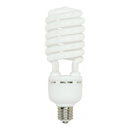 Satco Products Inc. 105 Watt; T5; Compact Fluorescent; 4100K; 85 Cri; Mogul Base