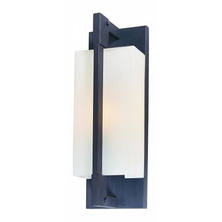 Troy One Light Forged Iron Outdoor Wall Light Forged Iron B4017FI From Blade Collection