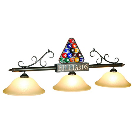 RAM Gameroom 56In. Billiard Rack Billiard Fixture