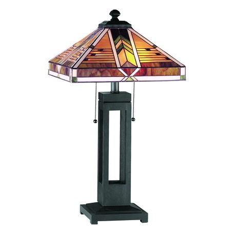 RAM Gameroom Taliesin-14In. Table Lamp