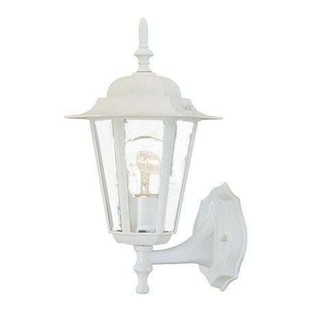 Acclaim Lighting One Light Textured White Wall Lantern