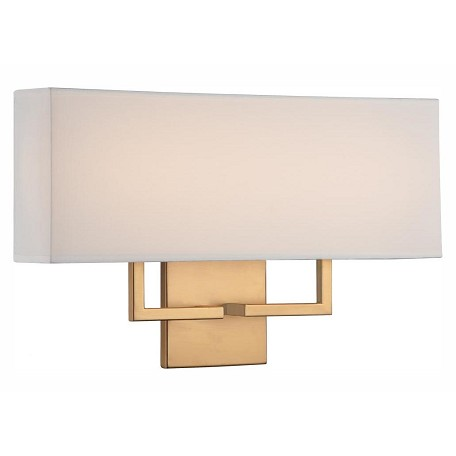 What Height Wall Sconces : Minka George Kovacs Honey Gold 2 Light 11in. Height Wall Sconce in Honey Gold Honey Gold P472 ...
