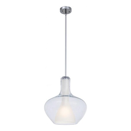 Minka George Kovacs Ten Light Silver Down Pendant