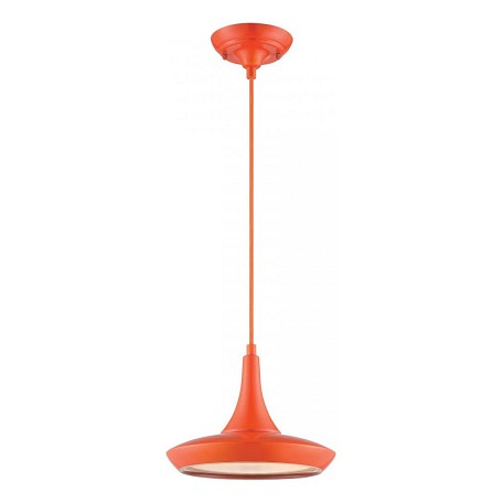 Nuvo Fantom - Led Colored Pendant W/ Rayon Wire