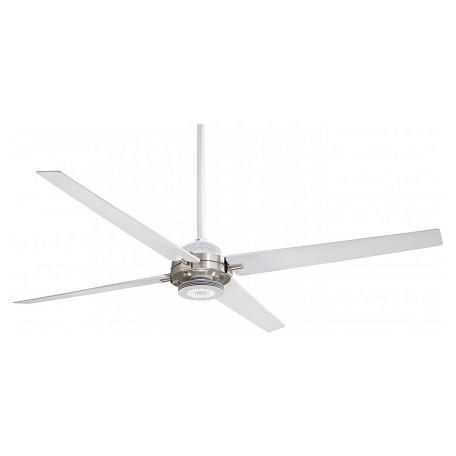 Minka Aire 60in Spectre Ceiling Fan 2015 Flat White
