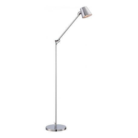 Minka George Kovacs Chrome LED Floor Lamp from the Portables Collection