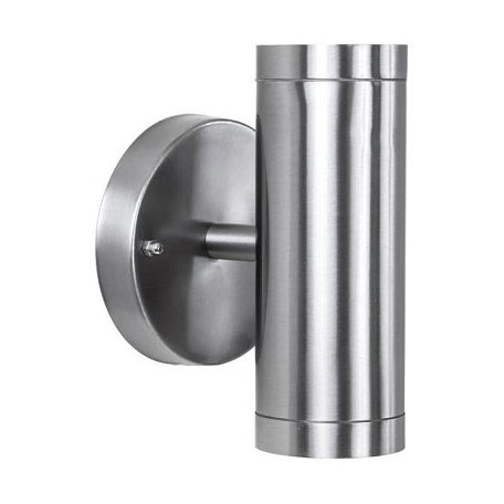 Acclaim Lighting Led Wall Cylinder Stainless Steel 1402ss From Led Wall Sconces Collection