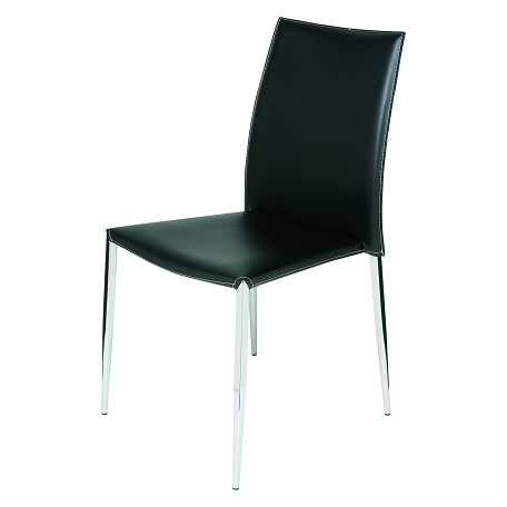 Nuevo Black Eisner Dining Chair