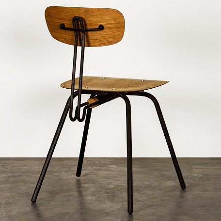 Nuevo Fumed Jackson Dining Chair