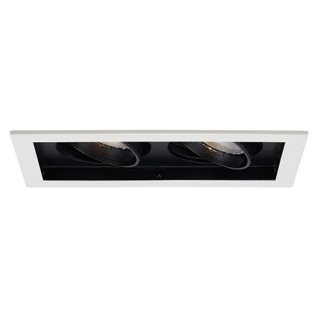 WAC US Multiple Spot Recessed Light Housing For New Construction - Non-Ic Rated