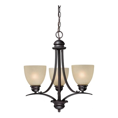 Vaxcel International Avalon 3L Chandelier