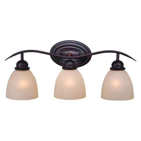 Vaxcel International Avalon 3L Vanity Light