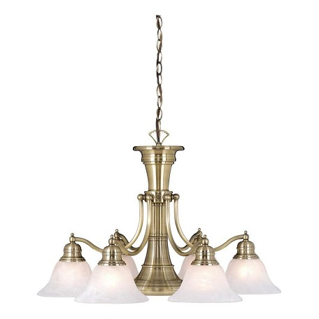 Vaxcel International Standford 7 Light Chandelier