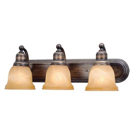 Vaxcel International Lasalle 3L Vanity Light