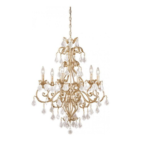 Vaxcel International Newcastle 6L Chandelier