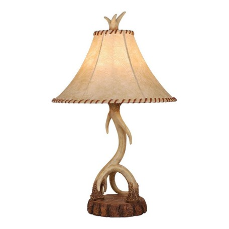 Vaxcel International Lodge 16In. Table Lamp