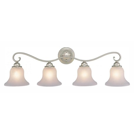 Vaxcel International Monrovia 4 Light Vanity Light In