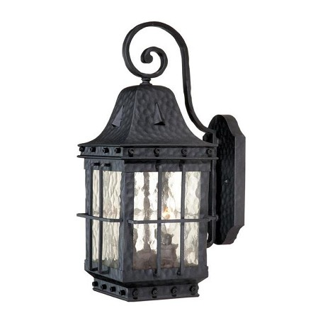 Vaxcel International Edinburgh 7In. Outdoor Wall Light