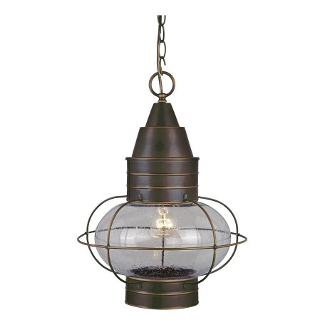 Vaxcel International Chatham 13In. Outdoor Pendant
