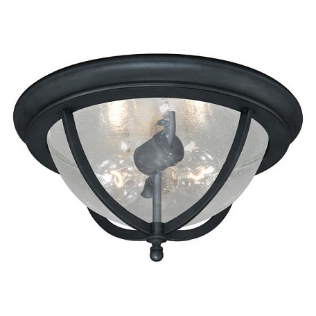 Vaxcel International Corsica 13In. Outdoor Ceiling Light