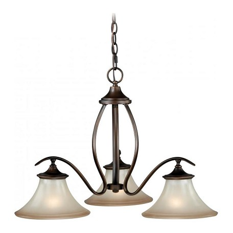 Vaxcel International Sonora 3L Chandelier