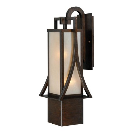 Vaxcel International Osaka 8-1/4In. Outdoor Wall Light