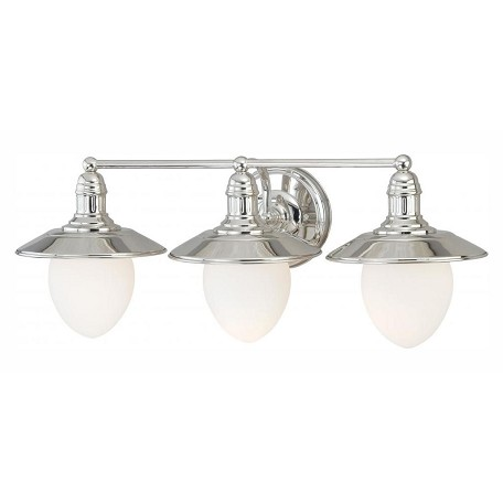 Vaxcel International Marina Bay 3L Vanity Light