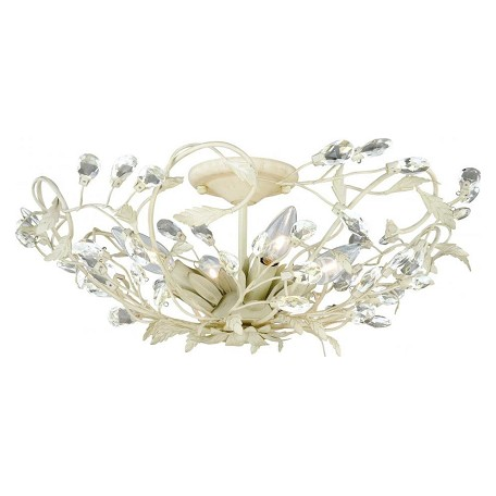 Vaxcel International Jardin 17-3/4In. Ceiling Light