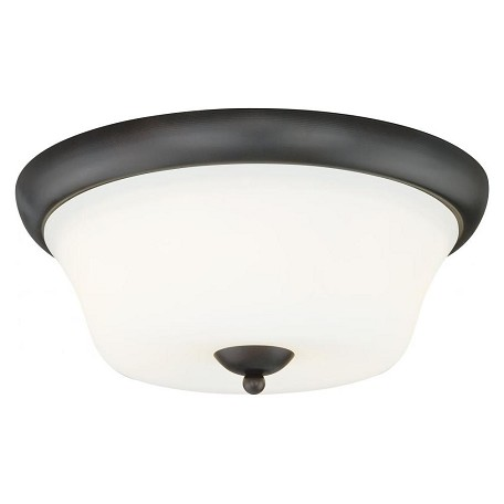 Vaxcel International Poirot 14-1/2In. Flushmount Ceiling Light