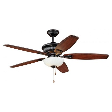Vaxcel International Vasari 52In. Ceiling Fan