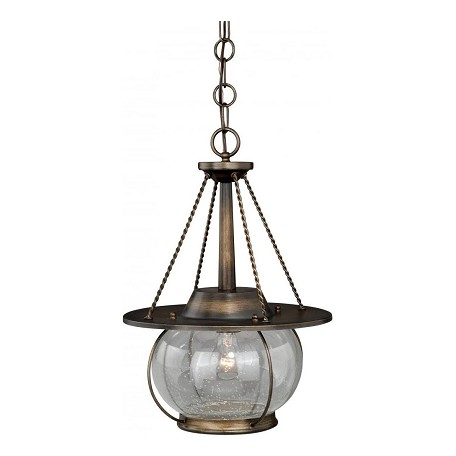 Vaxcel International Jamestown 1L Pendant